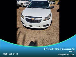 2011 Chevrolet Cruze for Sale in Heber-Overgaard, AZ
