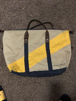 Nautica duffle bag for Sale in Thonotosassa, FL