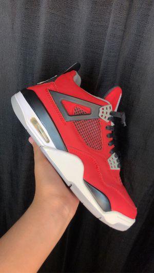 Jordan 4s toro bravo for Sale in Fresno, CA