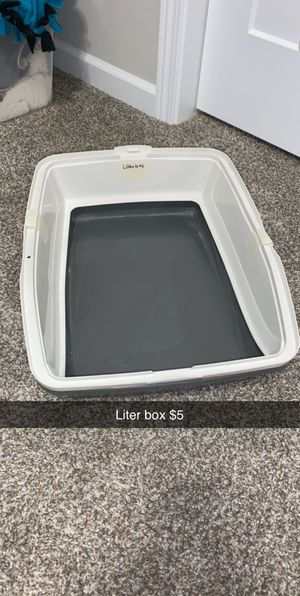 Litter box for Sale in Ankeny, IA