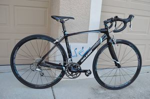 Raleigh Full Carbon Fiber Triathlon, Road Bike, Ridden 3 Times for Sale in Land O Lakes, FL