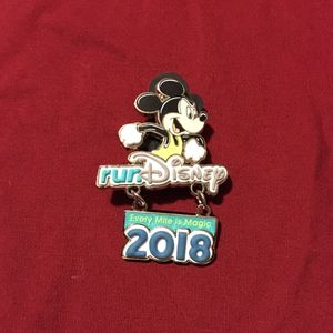 """2018 RUN DISNEY Marathon Mickey Mouse - """"Every Mike Is Magic"""" running Pin for Sale in Bartow, FL"""