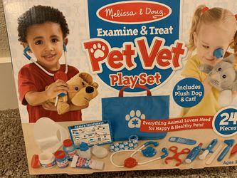 Melissa And Doug Pet Vet Set for Sale in Beaverton,  OR
