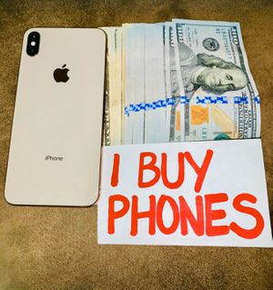 iPhones and smartphones for Sale in Sacramento, CA