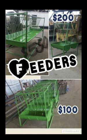 Feeders for sale for Sale in Modesto, CA