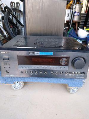 Onkyo AV receiver . for Sale in San Marcos, CA