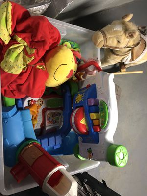 Baby Toys, Baby Bjorn, Rocking Horse for Sale in New York, NY
