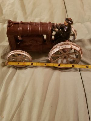 Fordson vintage cast iron toy for Sale in Danville, PA