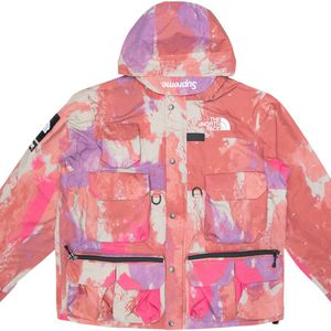 Supreme The North Face Cargo Jacket Multicolor for Sale in Bloomington, IL