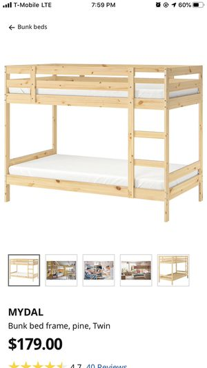 IKEA bunk bed for Sale in Queens, NY