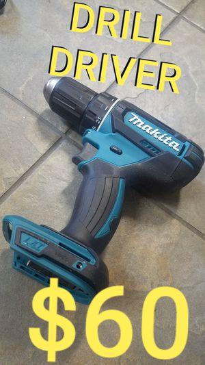 Makita drill driver NEW for Sale in Los Angeles, CA