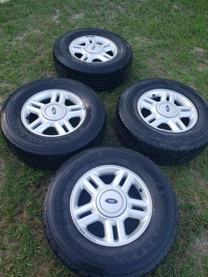 Rims and tires for Sale in DeLand, FL