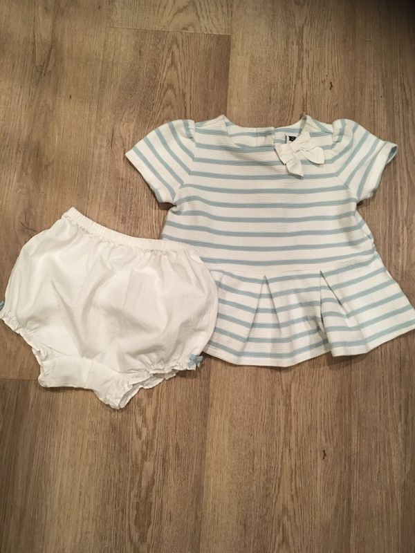 Baby Girl Janie n Jack outfit size 12-18 Months