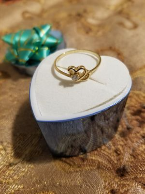 14K Gold ring for Sale in Menifee, CA