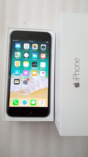 Genuine Apple iPhone 6 (16GB) Unlocked T-Mobile MetroPCS Verizon 4G LTE Touch ID iOS 12 Smartphone for Sale in Brooklyn, NY