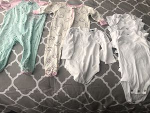 Brand new clothes for baby girl 3-6 months for Sale in Washington, DC