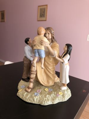 Children Always The Future Of the Faith! Original Bronze Sculpture By Dr. John M. Soderberg for Sale in FSTRVL TRVOSE, PA