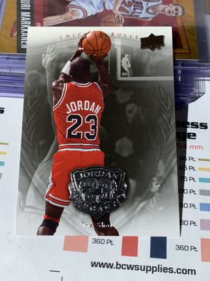 2009-2010 Upper Deck Jordan Legacy Michael Jordan Card No. 20 for Sale in San Diego, CA