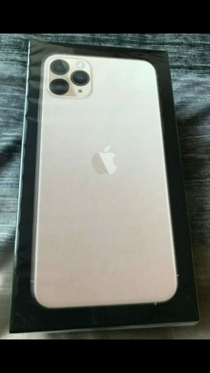 iPhone 11 Pro MaX 64GB UNLOCKED for Sale in Port St. Lucie, FL