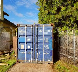 Selling shipping cargo 40 ft std container cargo worthy for Sale in Atlanta, GA