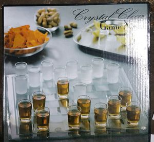 Checkers drinking game for Sale in WA, US
