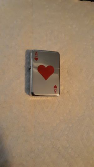 Aces zippo for Sale in San Jose, CA