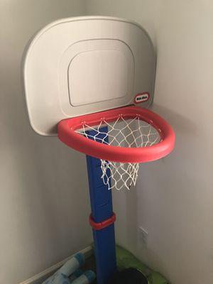 Little tykes basketball goal for Sale in Ruckersville, VA
