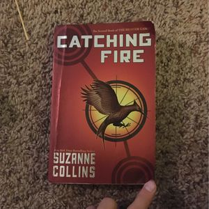 Catching Fire (book) for Sale in Grover Beach, CA