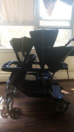 Double stroller for Sale in ROXBURY CROSSING, MA