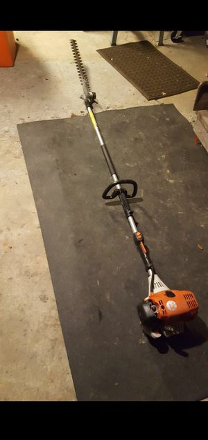 Stihl sthil commercial hl 100 hedge articulating trimmer for Sale in Fayetteville, GA