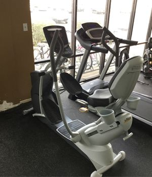 Octane Fitness xR6x Commercial Seated Elliptical Similar to NuStep With ONLY 47 TOTAL MACHINE HOURS for Sale in Phoenix, AZ