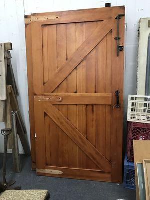 2 Barn Doors for Sale in Havre de Grace, MD