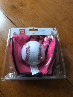 Baseball glove and ball set for Sale in St. Louis, MO