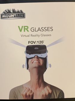 Mountain Vr Headset With Integrated Headphones for Sale in Rockville,  MD