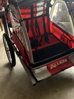 Allen Kids Bike Trailer for Sale in Woodway,  WA