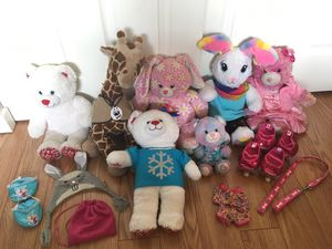 Build-A-Bears and Clothes+Shoes for Sale in Troutdale, OR