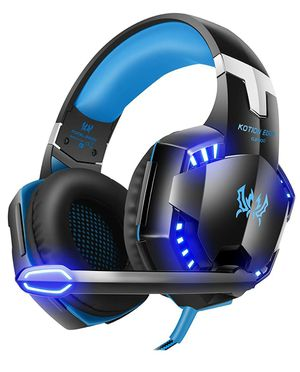 VersionTECH. G2000 Gaming Headset, Surround Stereo Gaming Headphones with Noise Cancelling Mic, for Sale in Tennerton, WV