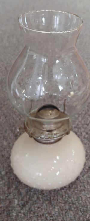 Antique Hobnail Oil Lamp for Sale in Burlington, NC