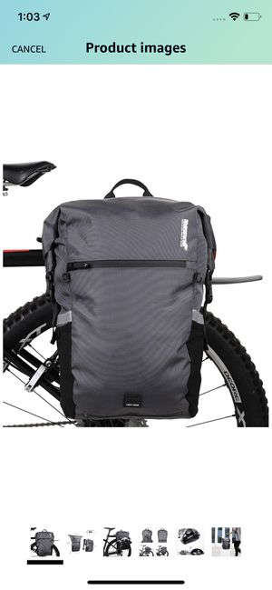 Brand New - Bike Bag Waterproof for Sale in Torrance, CA