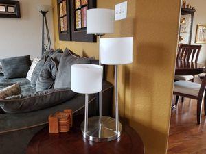 Three Tier Lamp for Sale in Arlington, TX