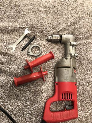 Milwaukee right angle drill for Sale in San Diego, CA