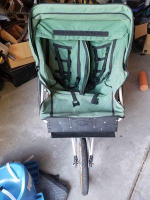 Kool Stride / Kool Stop Jogger Stroller / double stroller for Sale in North Las Vegas, NV