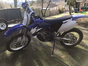 2005 Yamaha YZ450F Low Miles. Will trade for a decent truck that RUNS! for Sale in Kent, WA