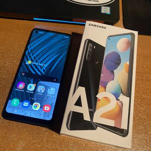 Samsung Galaxy A21 for Sale in Racine, WI
