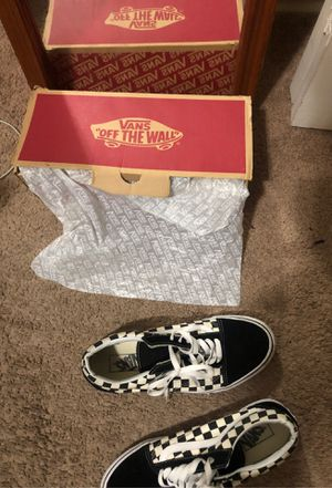 Vans 9 1/2 for Sale in Katy, TX