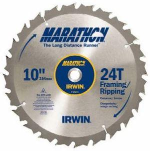 """Irwin Marathon 10"""" carbide saw blade, New for Sale in Dallas, TX"""