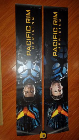 Pacific Rim 2 magnet poster for Sale for sale  Orlando, FL