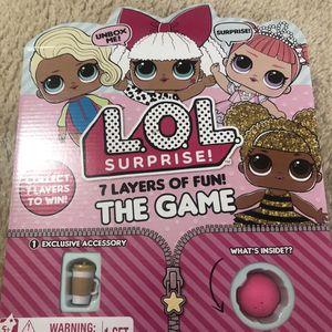 LOL Surprise game for Sale in Glenview, IL