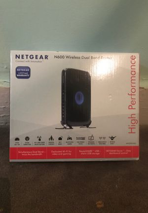 Netgear Router for Sale in Joliet, IL