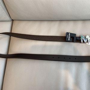Michael Kors Men's Belt Size 36 MK for Sale in Mount Hamilton, CA